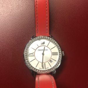 Authentic Swarovski Bracelet Band Watch